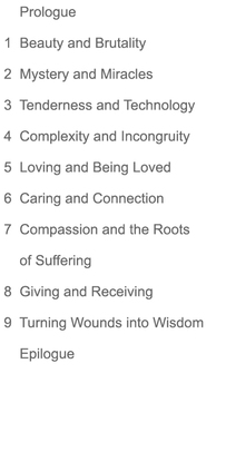 Angel's Story, In Awe of Being Human: Table of Contents.