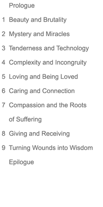 Katherine's Story, In Awe of Being Human: Table of Contents.